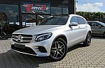 Glc 220d 4Matic Amg-Pack/Panoramisch opendak.