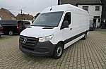 Sprinter 319 cdi Automaat 3,5 ton sleep L3