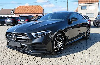 Cls 220d Amg-Pack Full-Option bj 03/2020